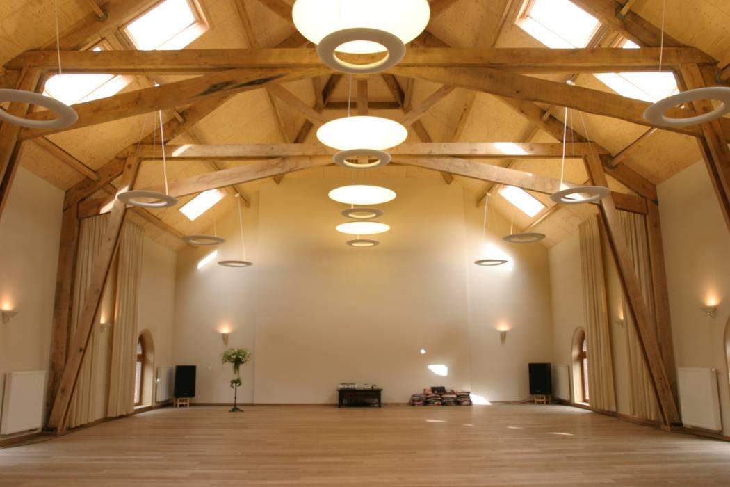 Meditatieruimte:  Congrescentra door Architectenbureau Van Hunnik, Lambrechts en Overduin