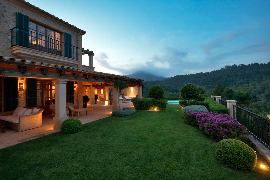 Jardines de estilo mediterráneo de guido anacker photographie Mediterráneo