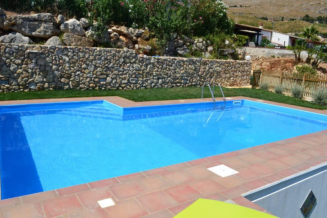 Olympic Italia Costruzioni Piscine SPA - di Gabriele Lodato Moderne Pools