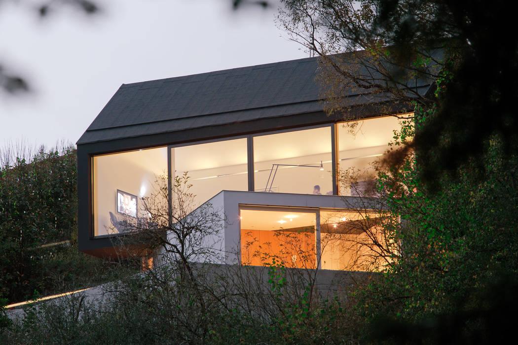 Maisons de style  par Fabi Architekten BDA