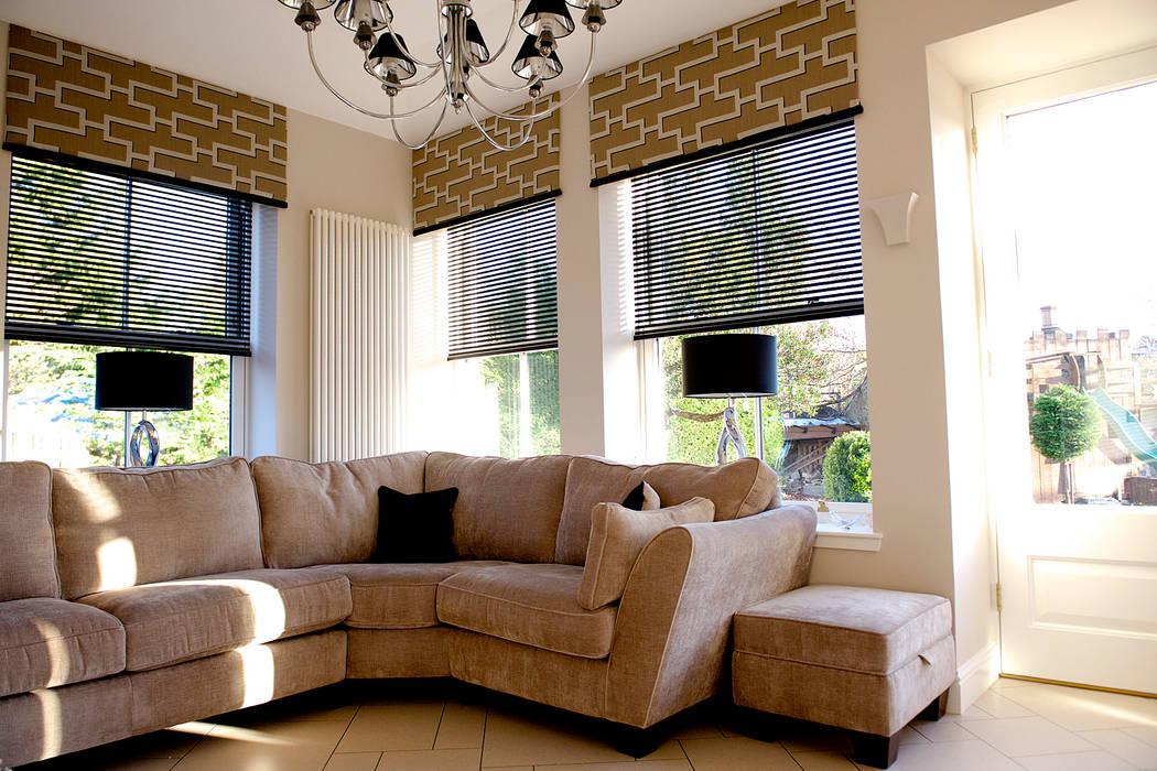 Ramsden House, Peterculter, Aberdeen de Roundhouse Architecture Ltd Moderno