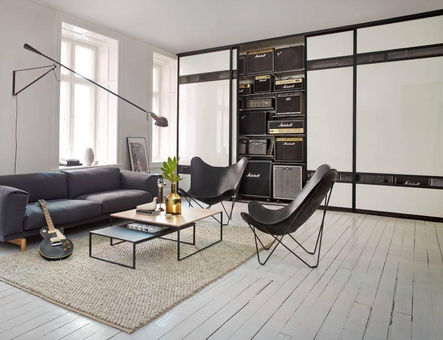 Salones de estilo escandinavo de Elfa Deutschland GmbH Escandinavo
