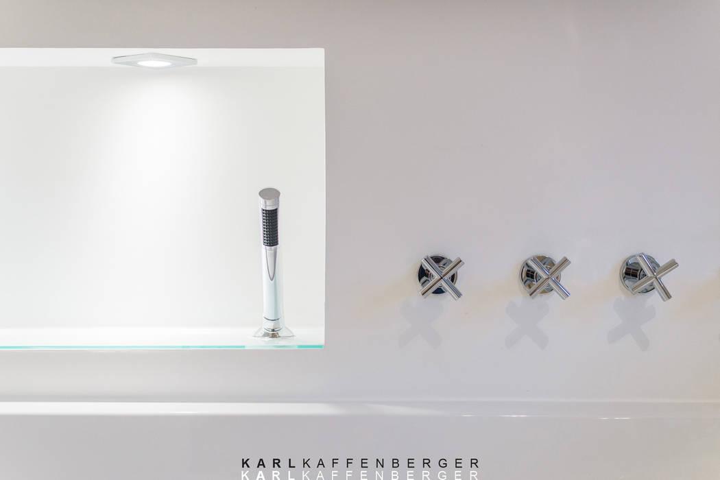 Detail des Badezimmers Moderne Badezimmer von Karl Kaffenberger Architektur | Einrichtung Modern