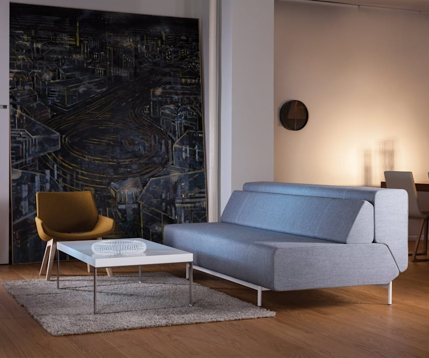 Living Room By Livarea Homify