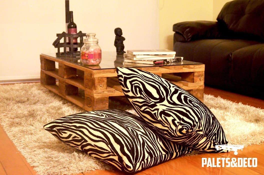 rustic  by Palets&Deco, Rustic
