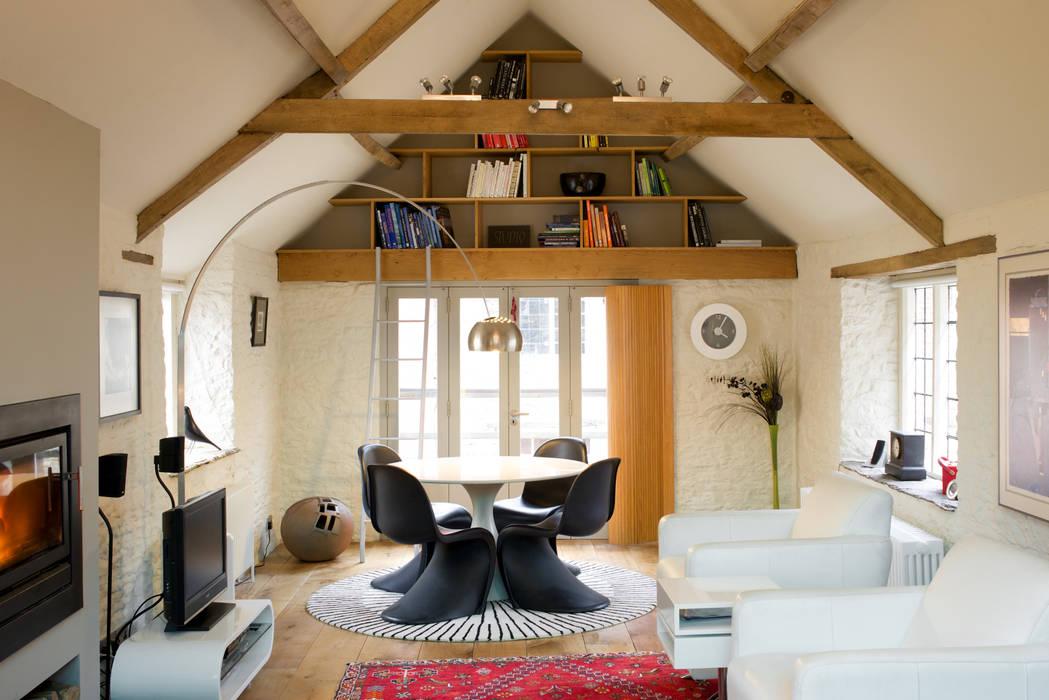 Interiors Klassische Wohnzimmer von Adam Carter Photo Klassisch