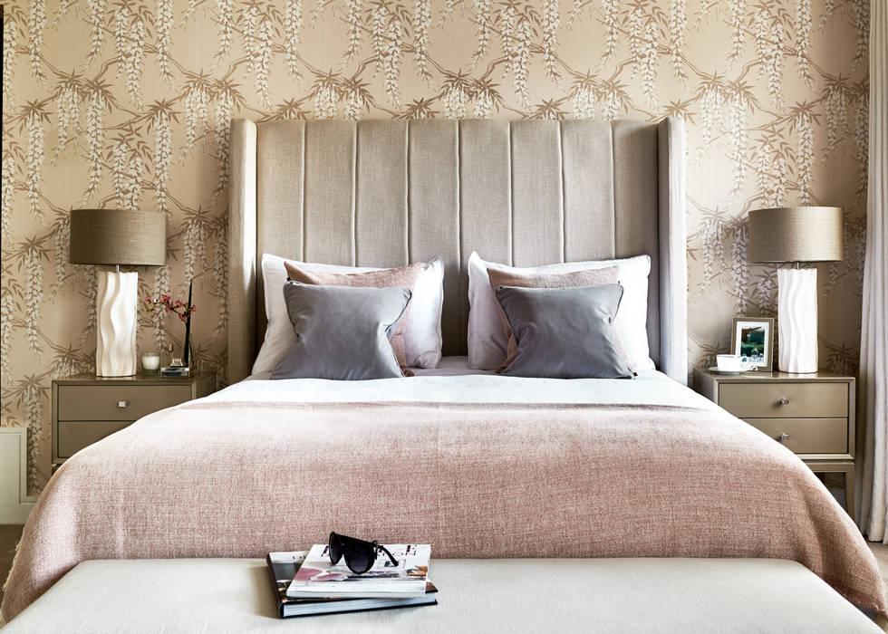 Interiors Adam Carter Photo Kamar Tidur Klasik
