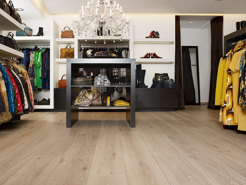 Nobel flooring カントリーな商業空間