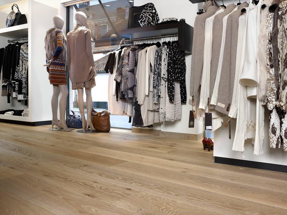 Nobel flooring Commercial Spaces