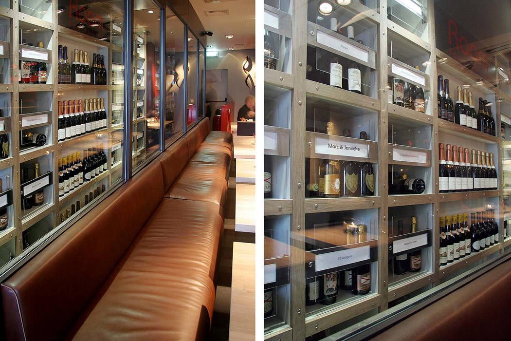 ROOM49:  Wijnkelder door Doreth Eijkens | Interieur Architectuur