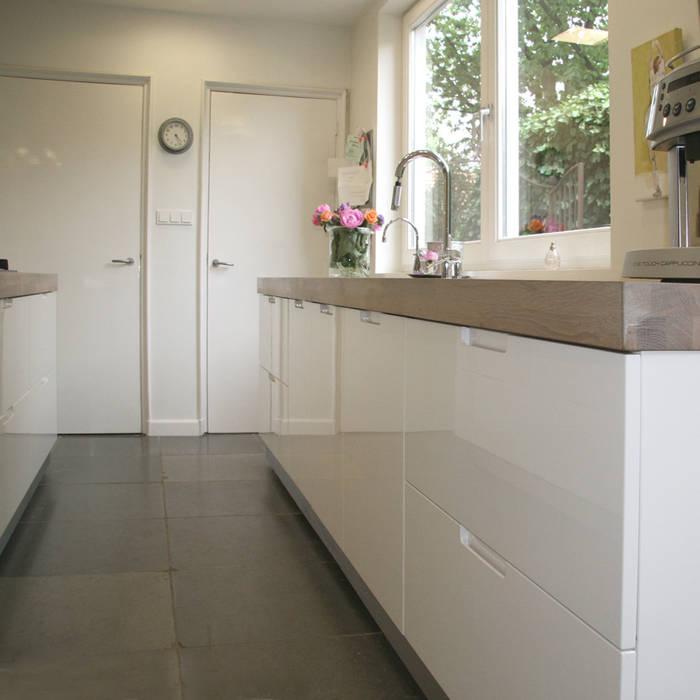 Klassieke Villa, Tilburg Doreth Eijkens | Interieur Architectuur Moderne keukens
