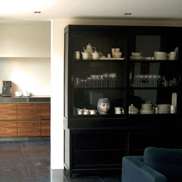 Woning, Berkel-Enschot:  Woonkamer door Doreth Eijkens | Interieur Architectuur