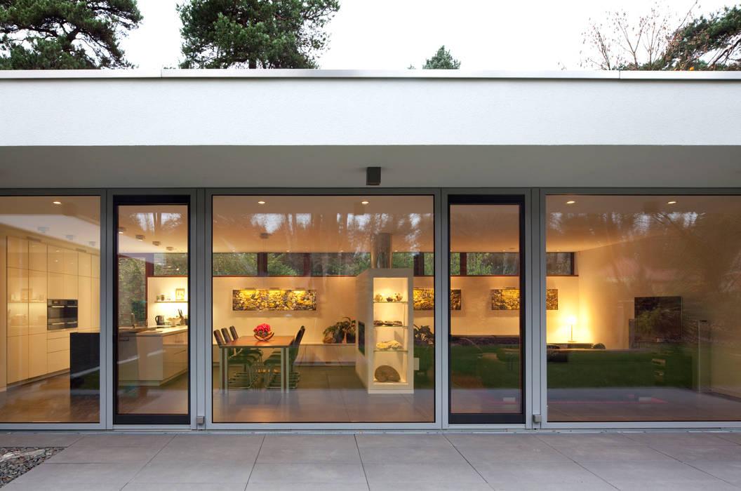 Bungalows by Justus Mayser Architekt