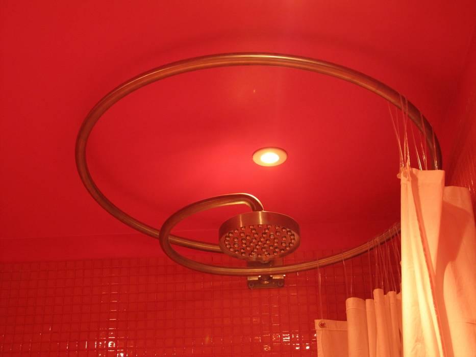 La Maison de Gilles & Nathalie Maguelone Vidal Architectures Salle de bain moderne