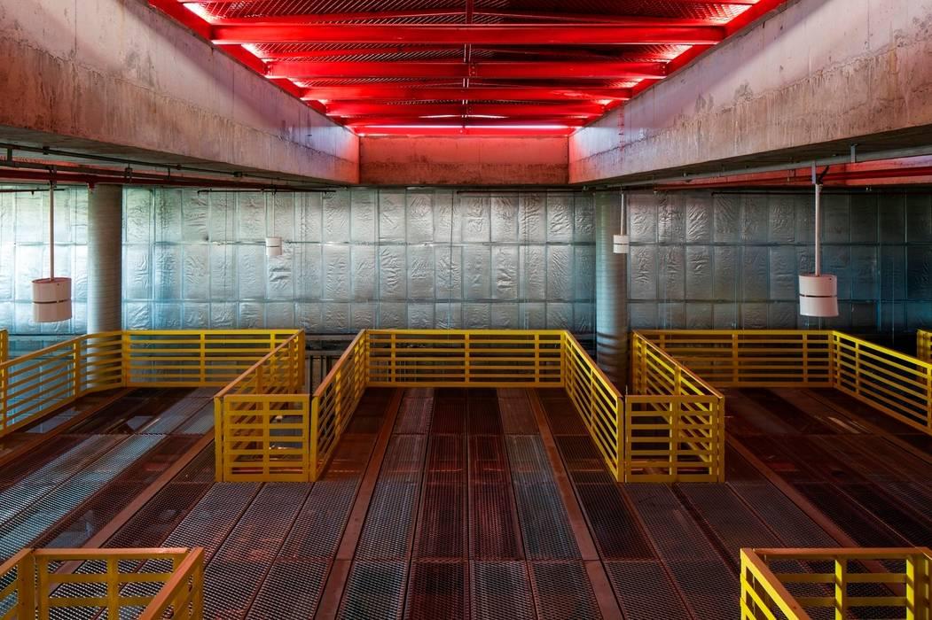 Data Center Espaços comerciais modernos por LoebCapote Arquitetura e Urbanismo Moderno