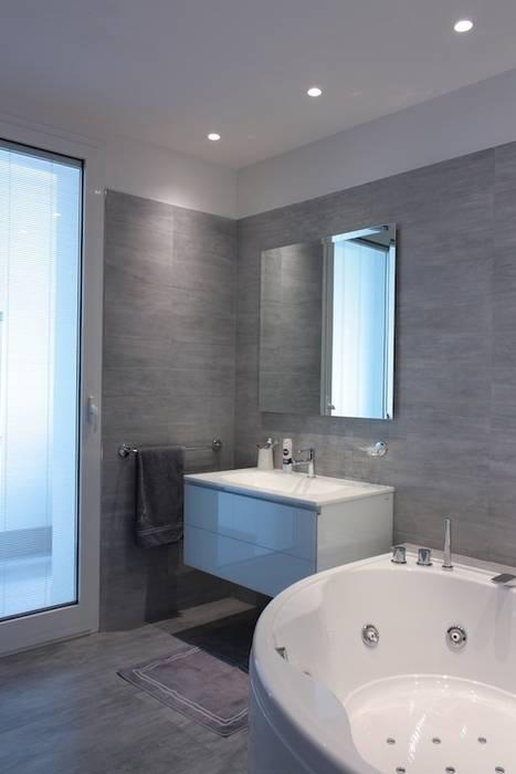 Francesca Bonorandi Minimalist style bathroom