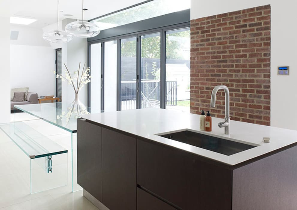 Sheen Lane, Kitchen Modern kitchen by BLA Architects Modern