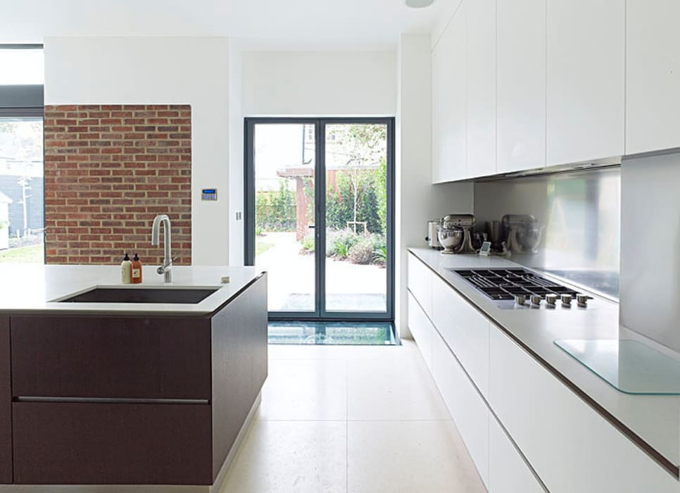 Sheen Lane, Kitchen:  Kitchen by BLA Architects,