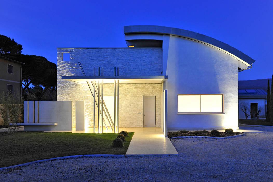 Modern Houses by INO PIAZZA studio Modern