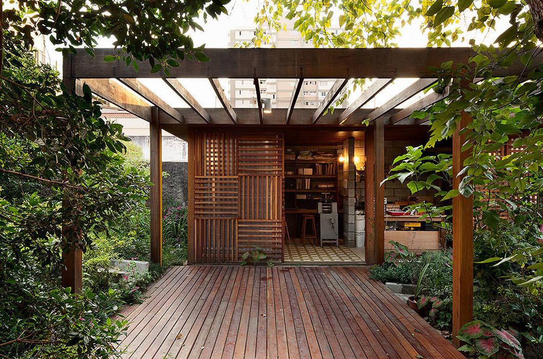 ODVO Arquitetura e Urbanismo Rumah Modern