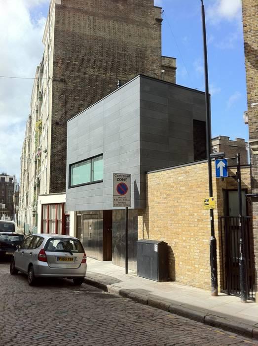 Kings Cross Exterior Modern houses by LLI Design Modern