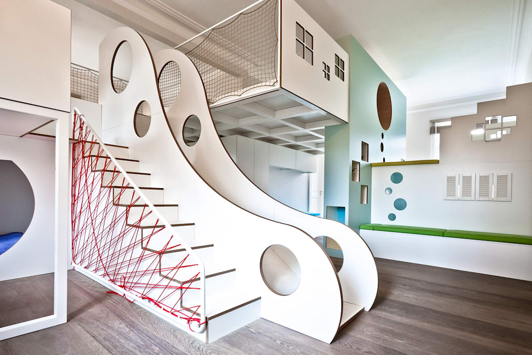 kinderzimmer:  Kinderzimmer von snoeck & co