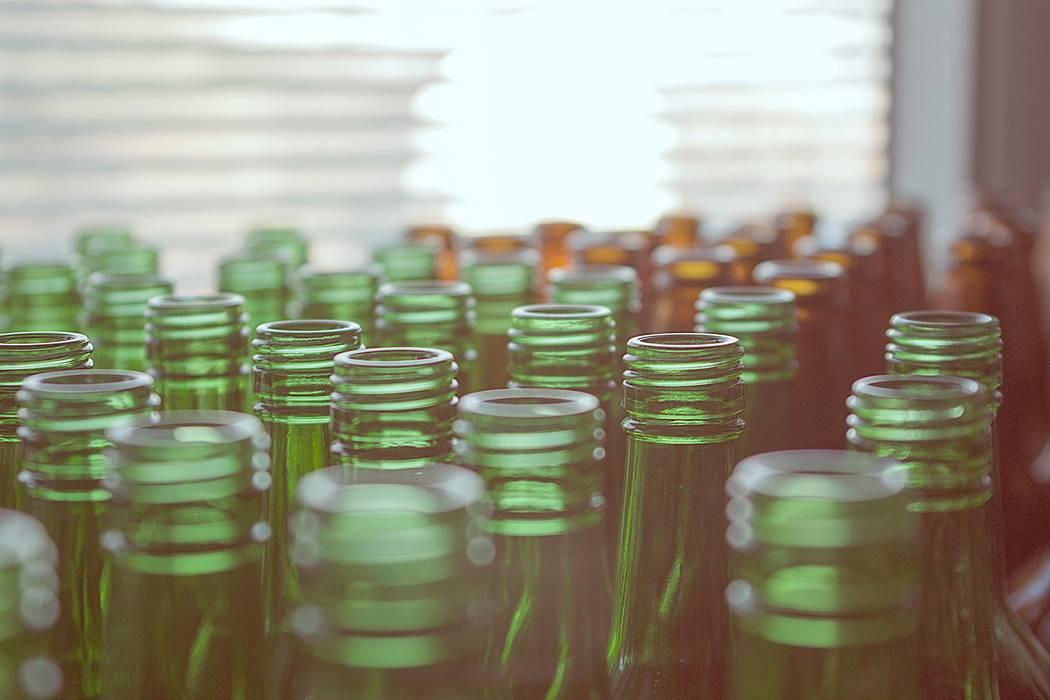 UPCYCLING BOTTLE GLASS: 0dot0의  베란다