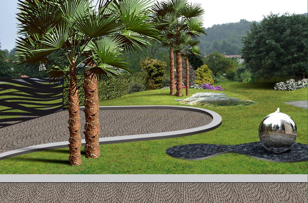 Girdini da vivere…: Giardino in stile in stile Moderno di Immagine Verde
