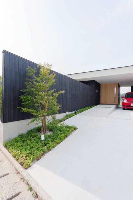 飯塚の住宅 オリジナルな 家 の MAアーキテクト一級建築士事務所 オリジナル