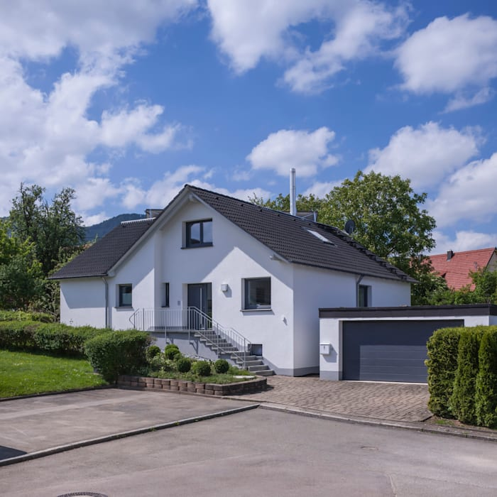 Дома в . Автор – KitzlingerHaus GmbH & Co. KG, Классический