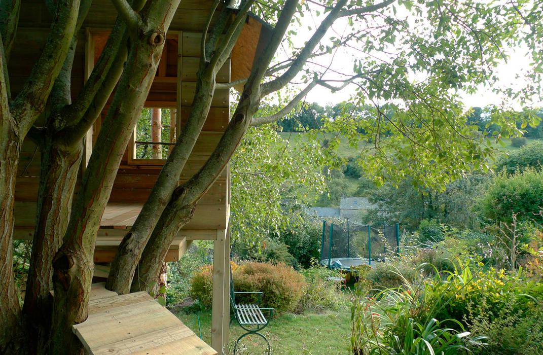 Treehouse:  Garden by wayne maxwell,