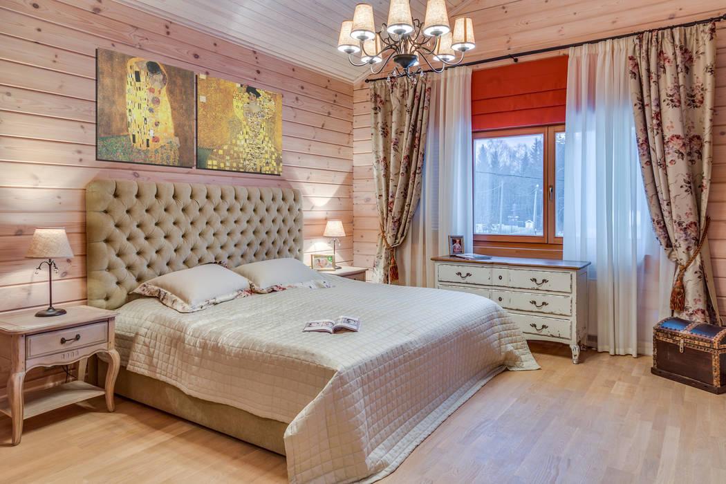 스칸디나비아 침실 by Be In Art 북유럽