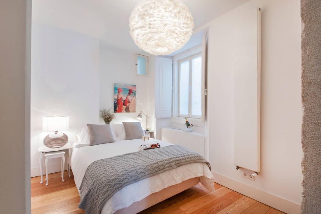 Dormitorios de estilo ecléctico de Staging Factory Ecléctico