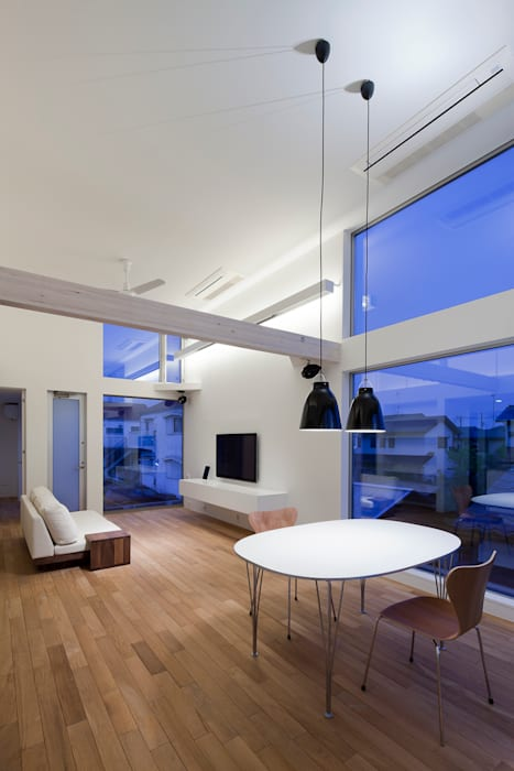 AIDAHO Inc. Modern Living Room
