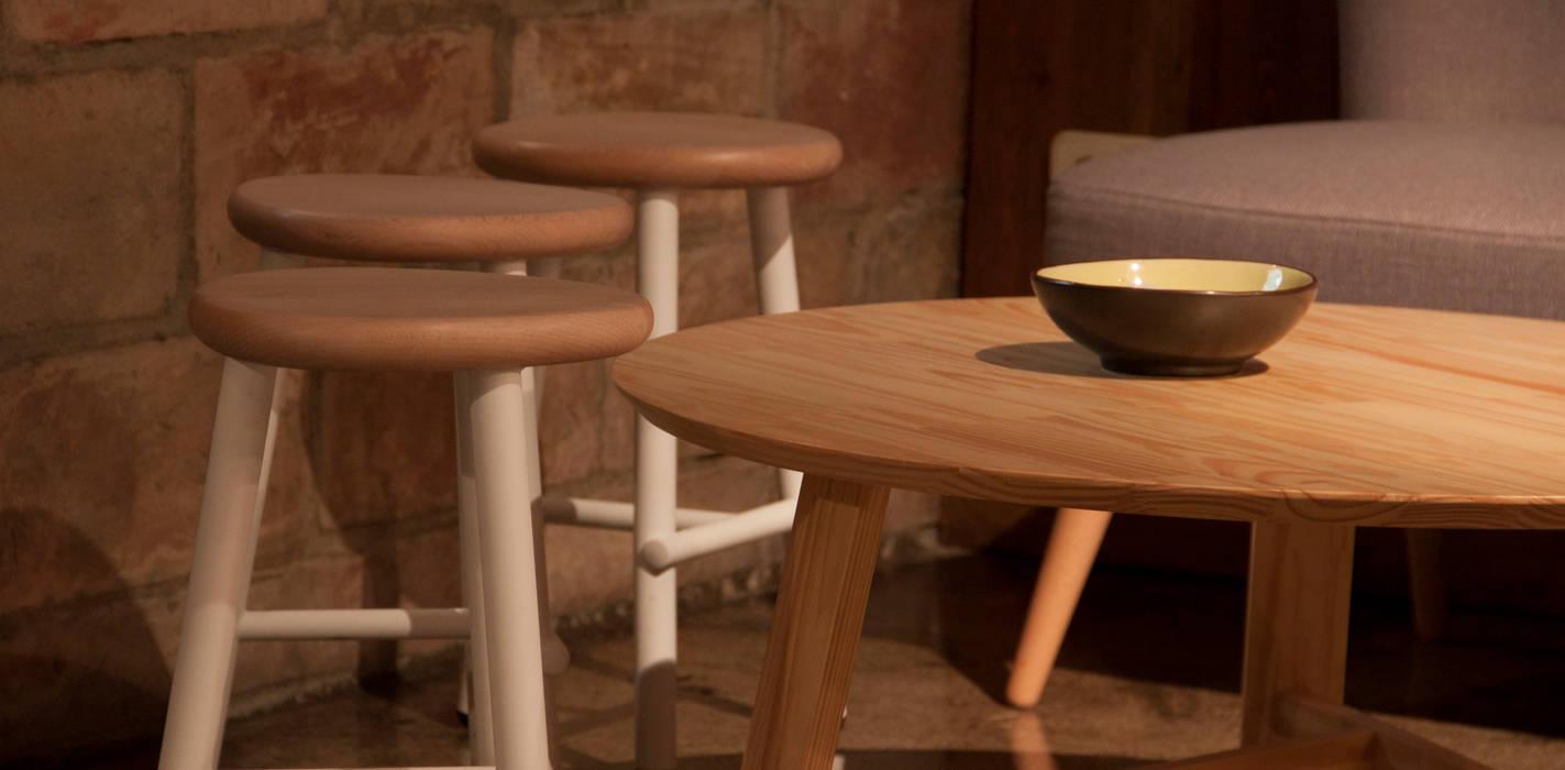 Zona de Espera: Locales gastronómicos de estilo  de ALBERT SALVIA dissenyador d'interiors