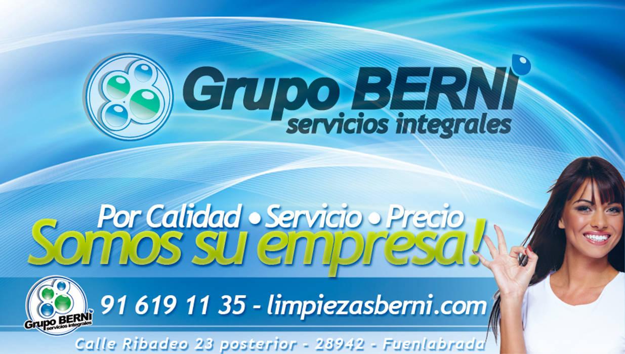 Limpiezas Berni - Servicios integrales: Espacios comerciales de estilo  de Limpiezas Berni