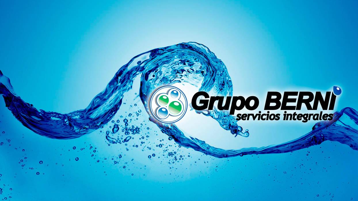 Limpiezas Berni - Servicios integrales Centros comerciales de estilo moderno de Limpiezas Berni Moderno