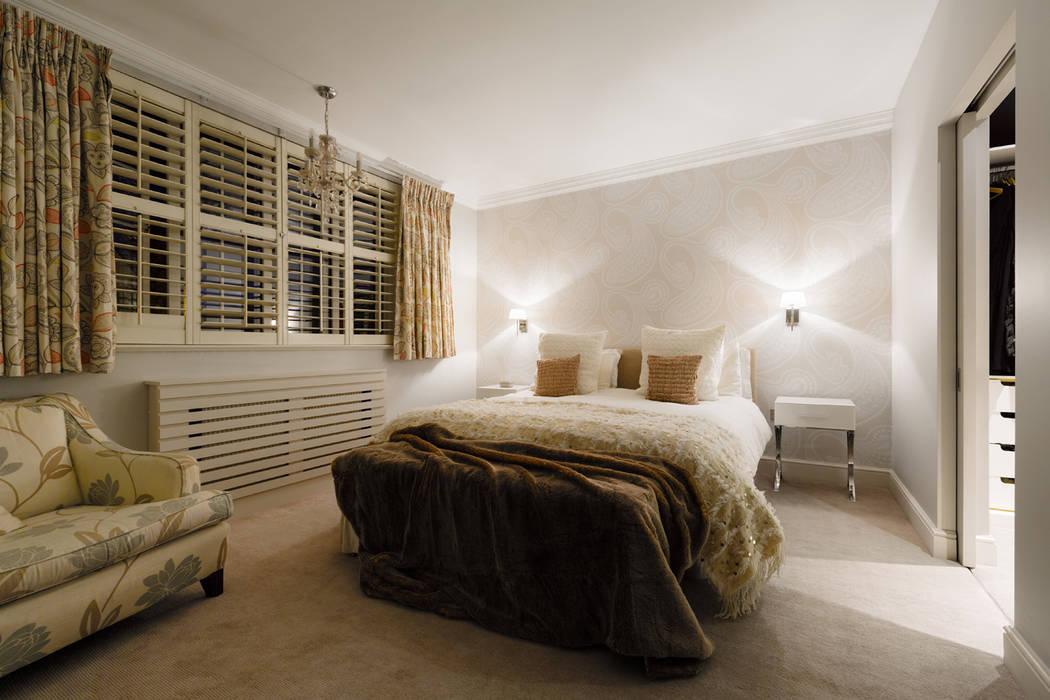 Broadgates Road SW18 現代浴室設計點子、靈感&圖片 根據 BTL Property LTD 現代風