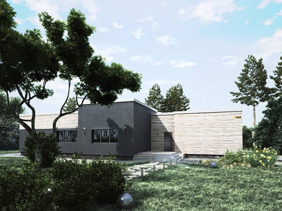 Grynevich Architects 房子
