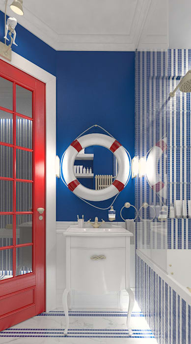 Classic style bathroom by FEDOROVICH Interior Classic