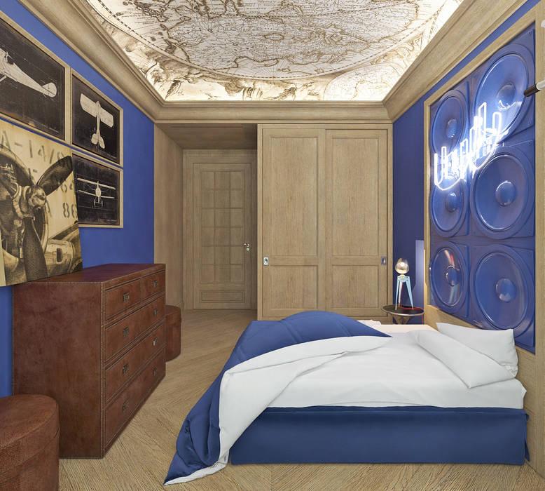 Dormitorios infantiles de estilo clásico de FEDOROVICH Interior Clásico