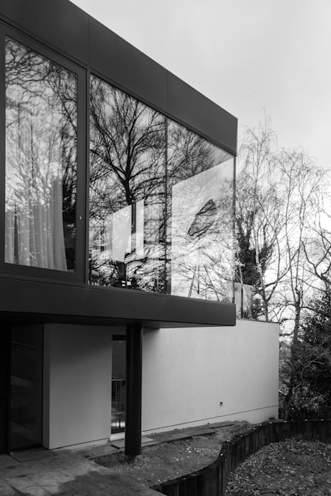 Photography - house in Bromley, private client Minimalist houses by Adelina Iliev Photography Minimalist