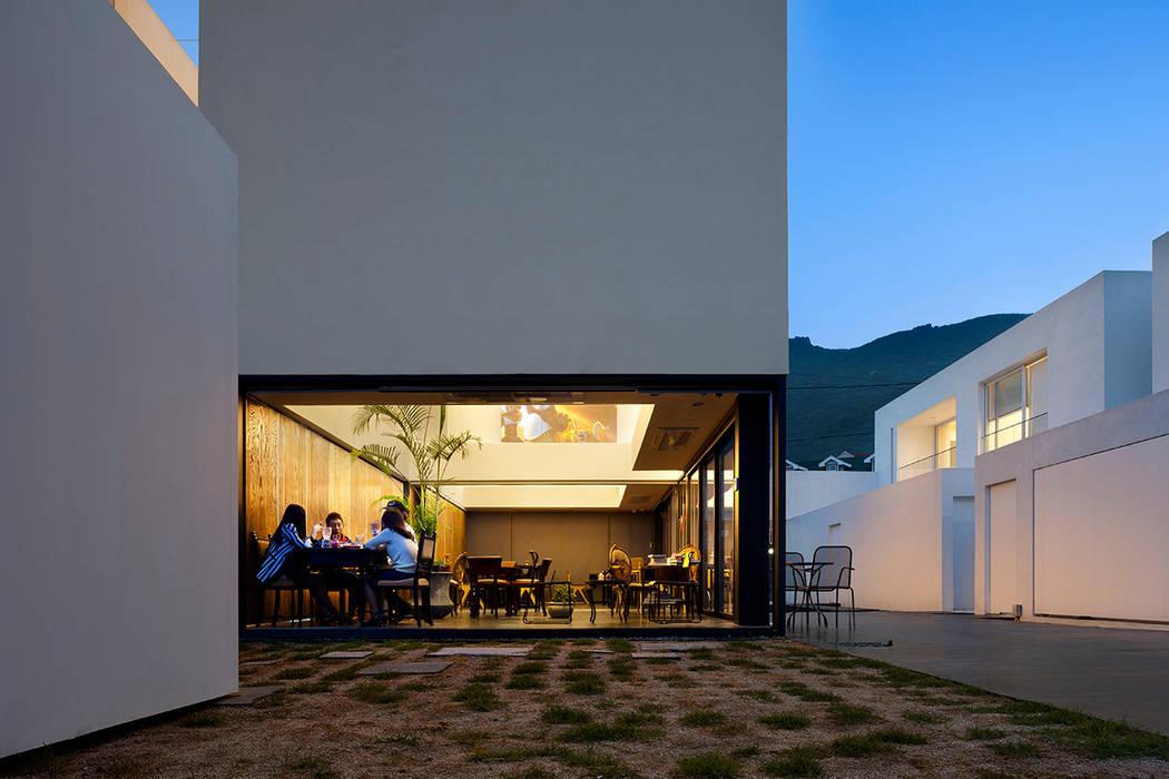 Mug Hakdong: hyunjoonyoo architects의  주택