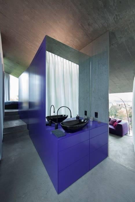 Salon moderne par L3P Architekten ETH FH SIA AG Moderne