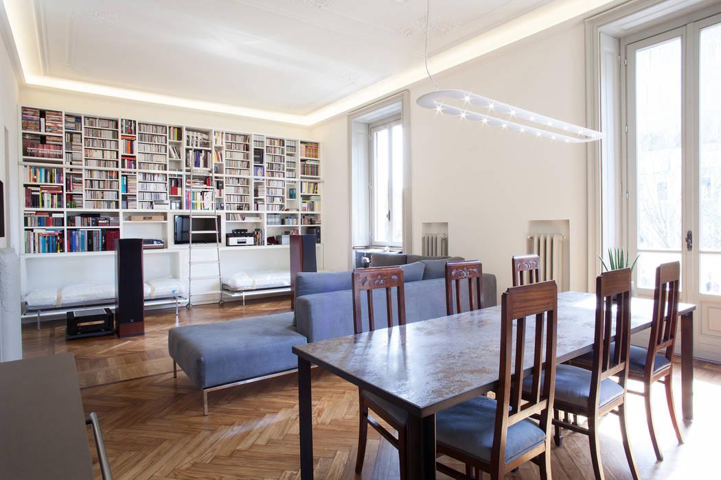 Salle à manger moderne par bdastudio Moderne