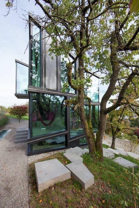 Wohnhaus Dielsdorf Moderne Häuser von L3P Architekten ETH FH SIA AG Modern