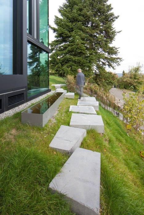 Maisons de style  par L3P Architekten ETH FH SIA AG, Moderne