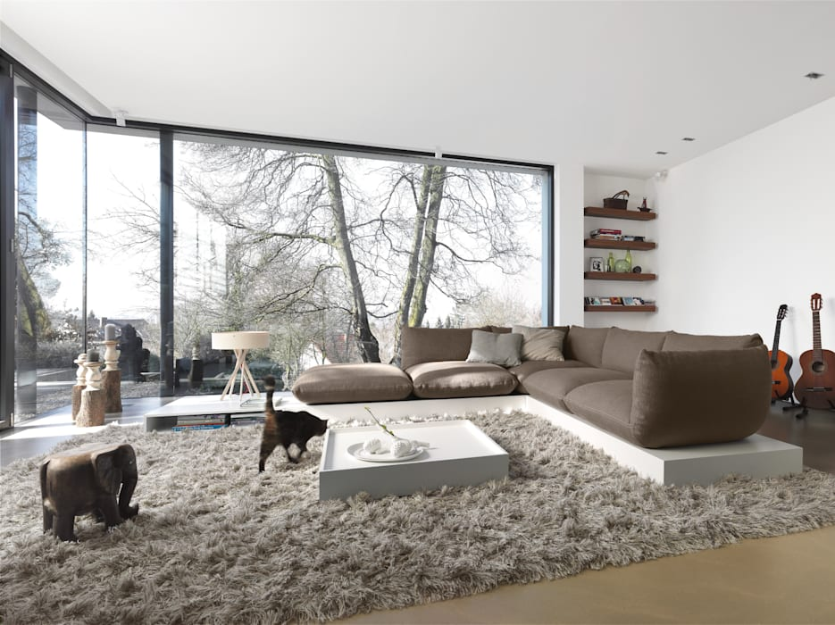 STREIF Haus GmbH Livings de estilo clásico