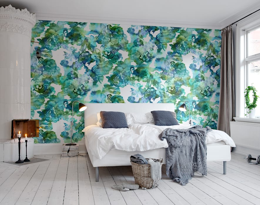 Lily Pond Scandinavian style walls & floors by homify Scandinavian