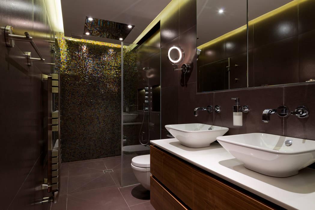 Bathroom Baños de estilo moderno de DDWH Architects Moderno